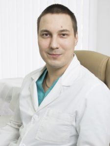 Сердечно-сосудистый хирург, Федотов Дмитрий Анатольевич | Клиника ФламингоМед Мурманск