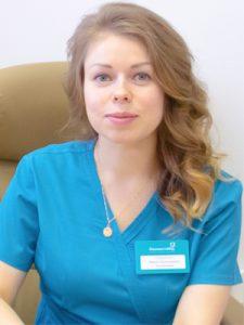 Отоларинголог (ЛОР), Драчева Полина Сергеевна | Клиника ФламингоМед Мурманск