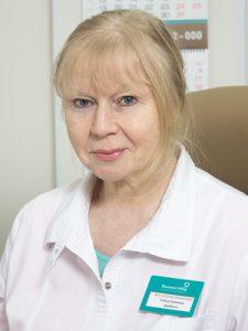 Отоларинголог (ЛОР), Дербина Елена Кимовна | Клиника ФламингоМед Мурманск