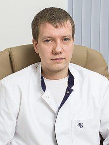 Онколог, Михайлов Кирилл Николаевич | Клиника ФламингоМед Мурманск