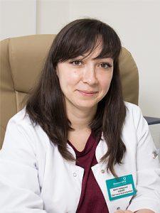 Невролог, Химич Светлана Анатольевна | Клиника ФламингоМед Мурманск