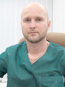 Нейрохирург, Беляев Виктор Дмитриевич | Клиника ФламингоМед Мурманск