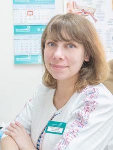 Отоларинголог (ЛОР), Тележникова Нина Сергеевна | Клиника ФламингоМед Мурманск