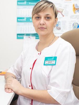 Гордиенко Виктория Николаевна