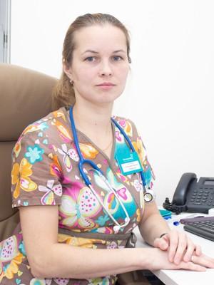 Захаревская Александра Юрьевна