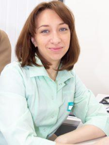 Педиатр, Тарасова Светлана Валентиновна | Клиника ФламингоМед Мурманск