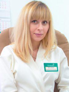 Гинеколог, Искандарян Лусинэ Семёновна  | Клиника ФламингоМед Мурманск