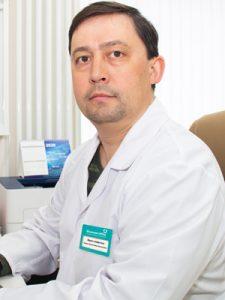 Невролог, Серов Александр Николаевич | Клиника ФламингоМед Мурманск