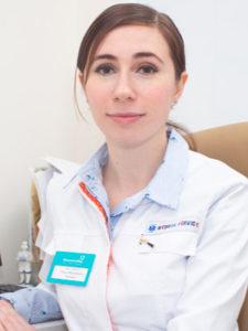 Невролог-цефалголог, Евсевьева Ольга Михайловна | Клиника ФламингоМед Мурманск