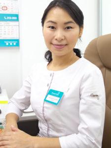 Гинеколог, Кыргыс Чаяна Хензиг-ооловна  | Клиника ФламингоМед Мурманск