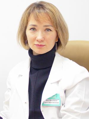 Детский офтальмолог, Вдович Мария Васильевна   Клиника ФламингоМед Мурманск