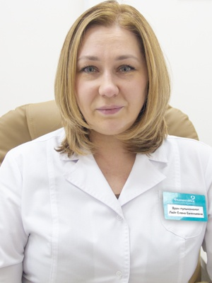 Пульмонолог, Лейт Елена Евгеньевна   Клиника ФламингоМед Мурманск