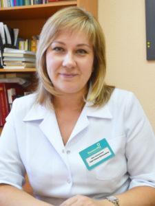 Пульмонолог, Лейт Елена Евгеньевна | Клиника ФламингоМед Мурманск