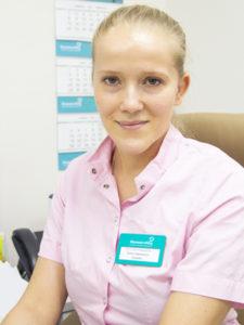 Офтальмолог, Панова Анна  Сергеевна | Клиника ФламингоМед Мурманск
