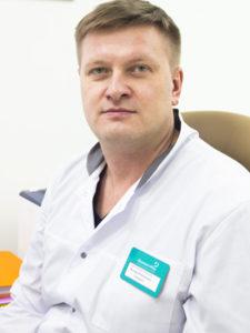 Гинеколог, Перекрест Леонид Алексеевич | Клиника ФламингоМед Мурманск