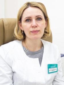 Ревматолог в Мурманске | Иванова Елена Владимировна