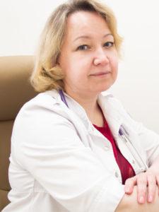 Врач-пульмонолог Чуриловцева Татьяна Валентиновна