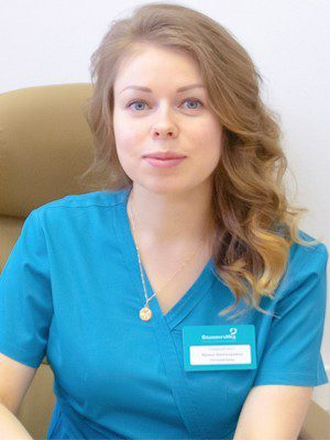Polina Sergeevna srgb